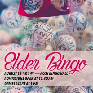 Elder Bingo